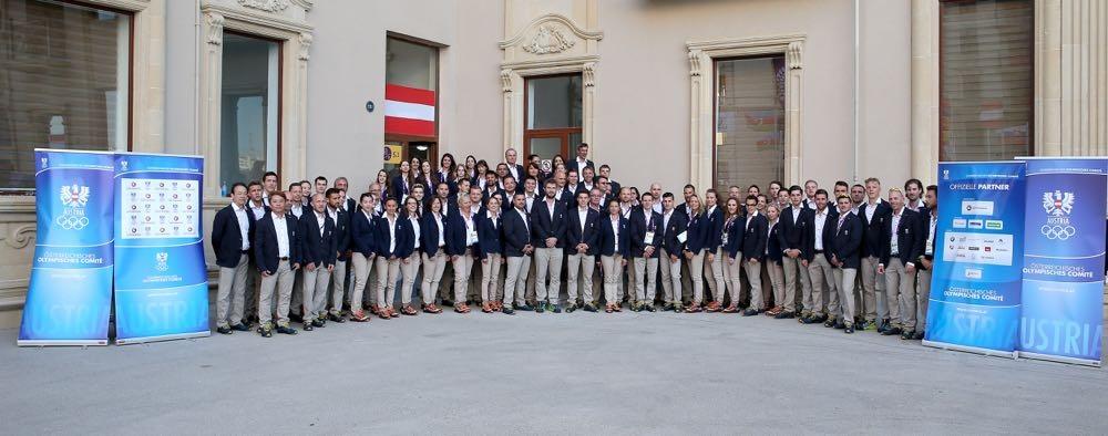 TEAM Austria EG Baku 2015