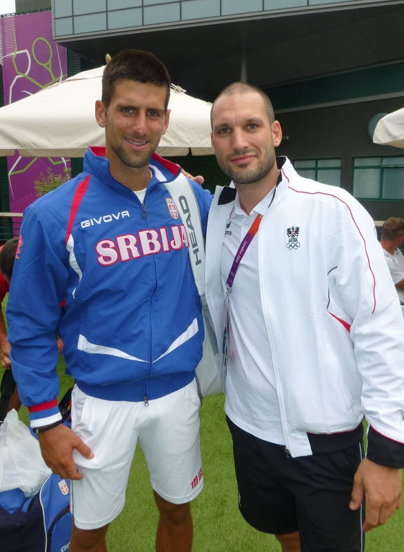 Novak Djokovic, Tennis