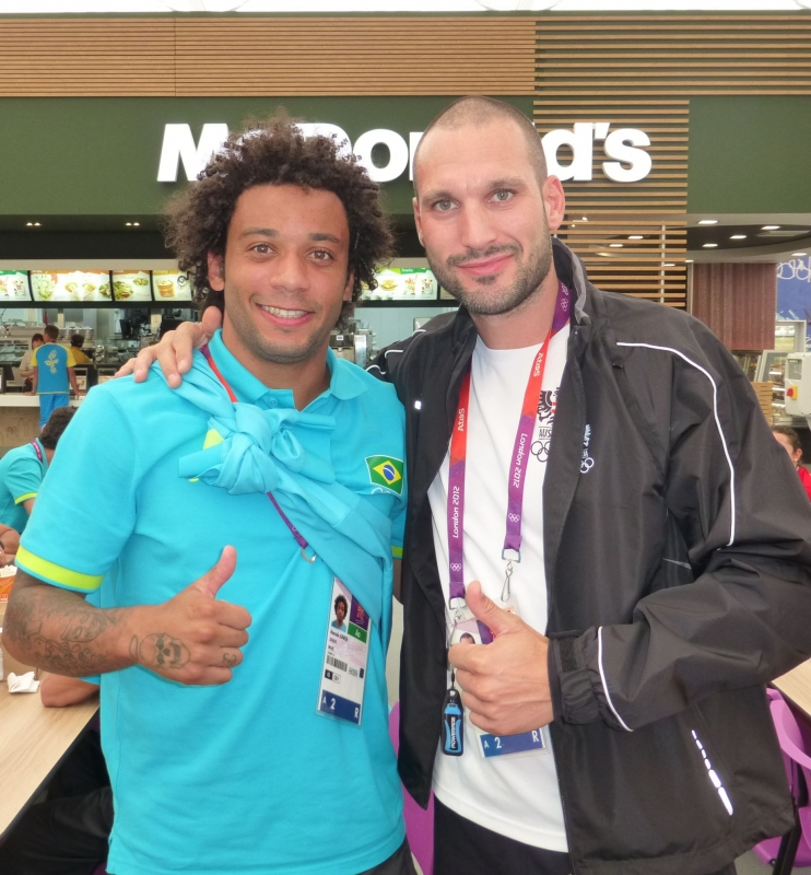 Marcelo, Fußball Real Madrid / Brasilien