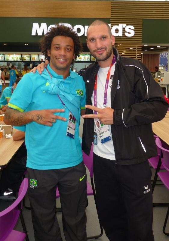 Marcelo, Fußball Real Madrid / Brasilien2