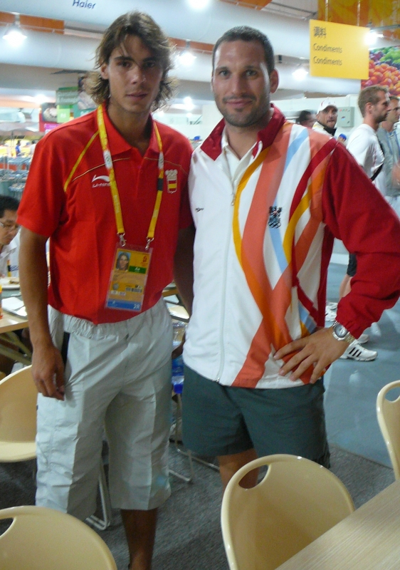 Raphael Nadal, Tennis Olympiasieger