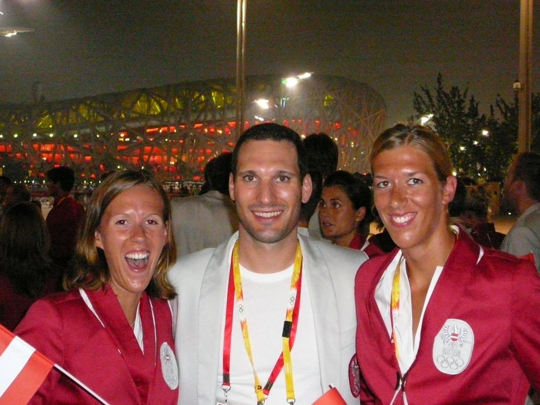 Schwaiger Sisters, Beachvolley / Olympia 5. Peking 2008+London 2012 / Europameisterinnen 2013