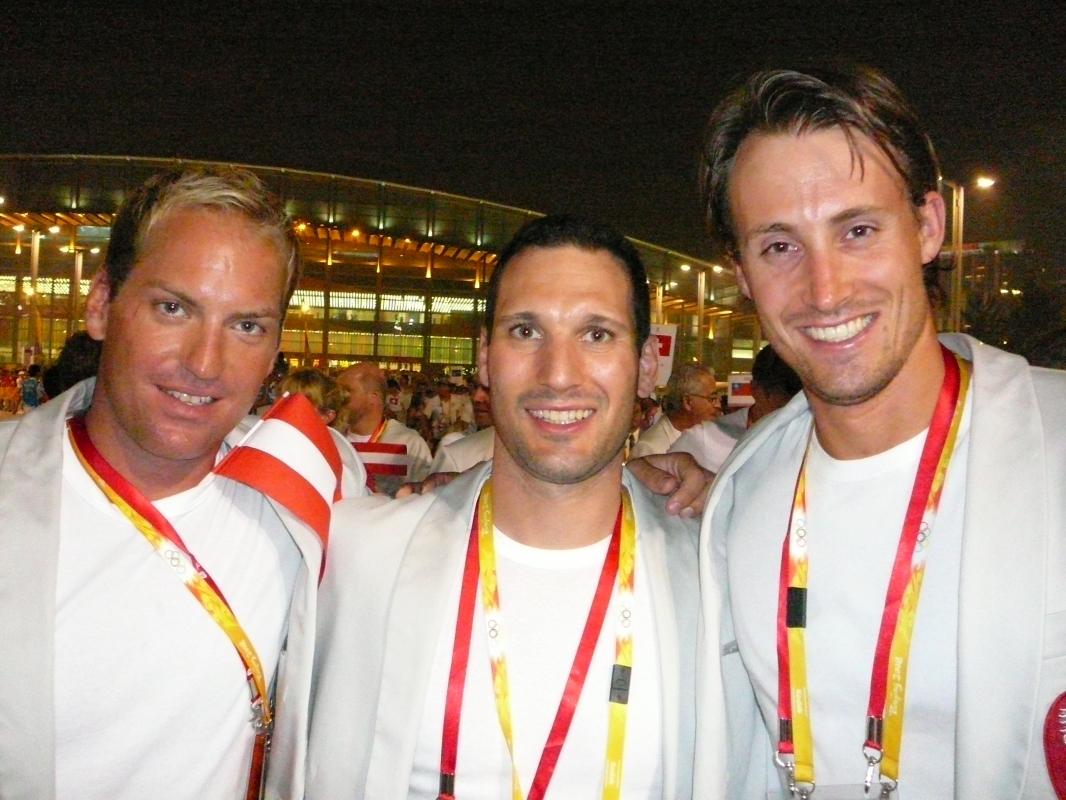 Gosch-Horst, Beachvolley / Olympia 5. Peking 2008 / Vize-Europameister