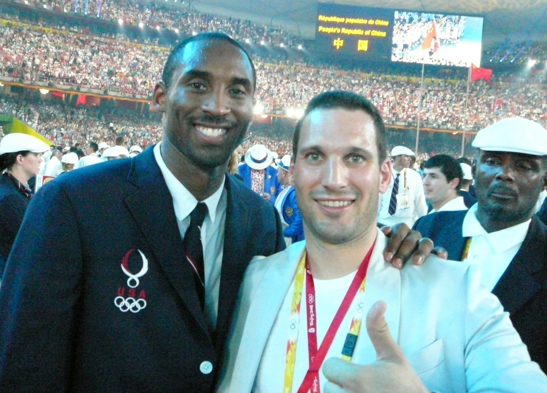Kobe Bryant, NBA Basketball USA