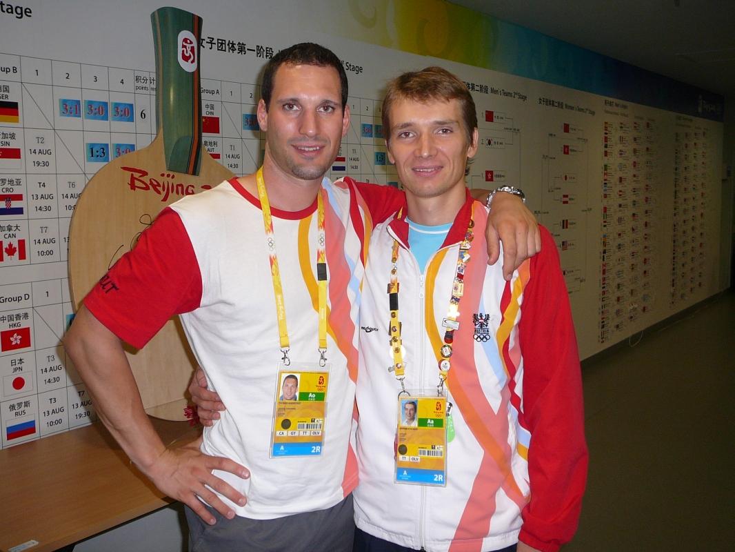 Werner Schlager, Weltmeister Tischtennis