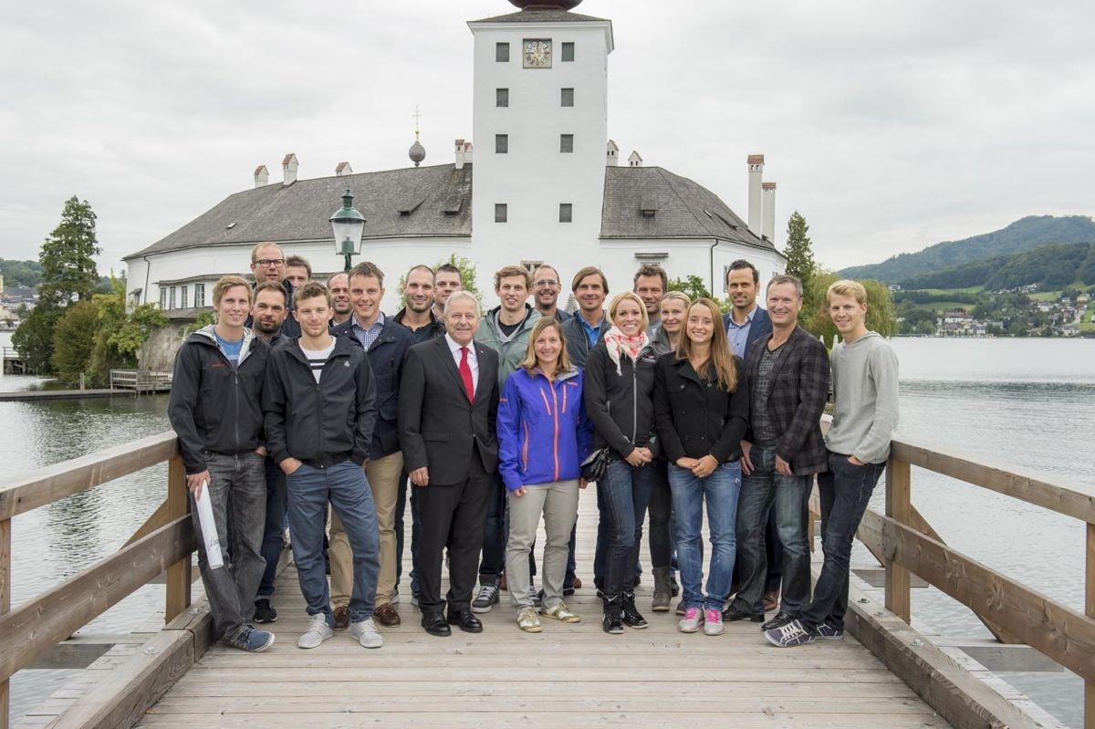 Energie AG Sportfamilientreffen Gmunden 2014