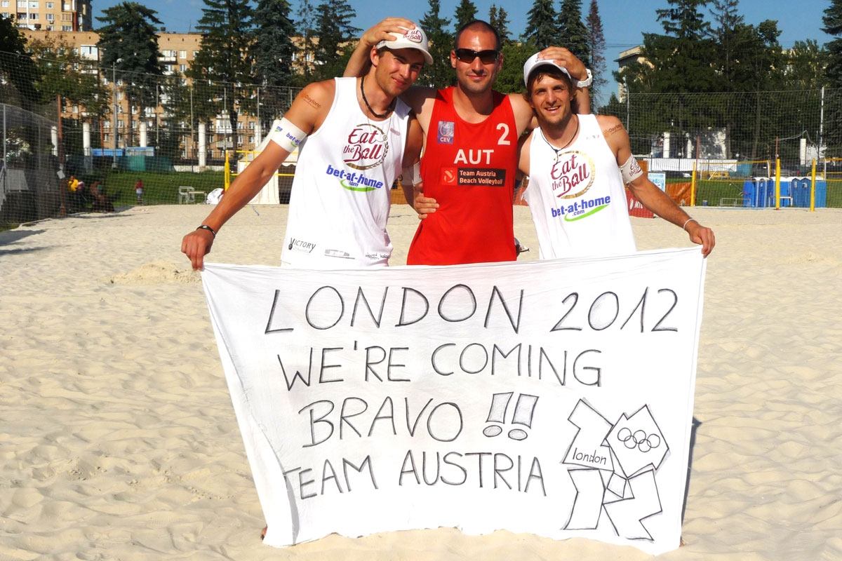 BV Team Huber-Seidl (Moskau 2012)