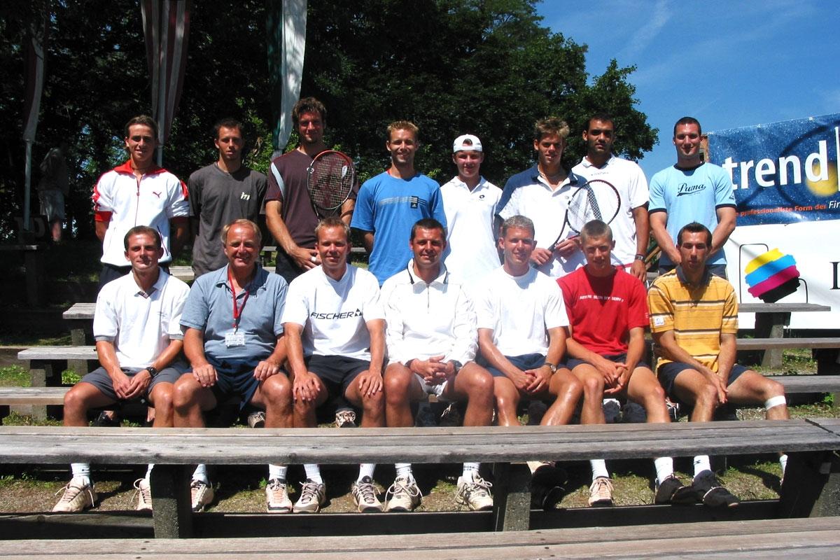 Superliga Tennis, Team OÖ