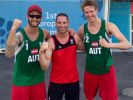 Beachvolleyballteam Winter-Petutschnig