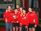 Tischtennis Damen-Nationalteam 2006