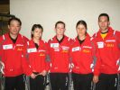 Tischtennis Damen-Nationalteam