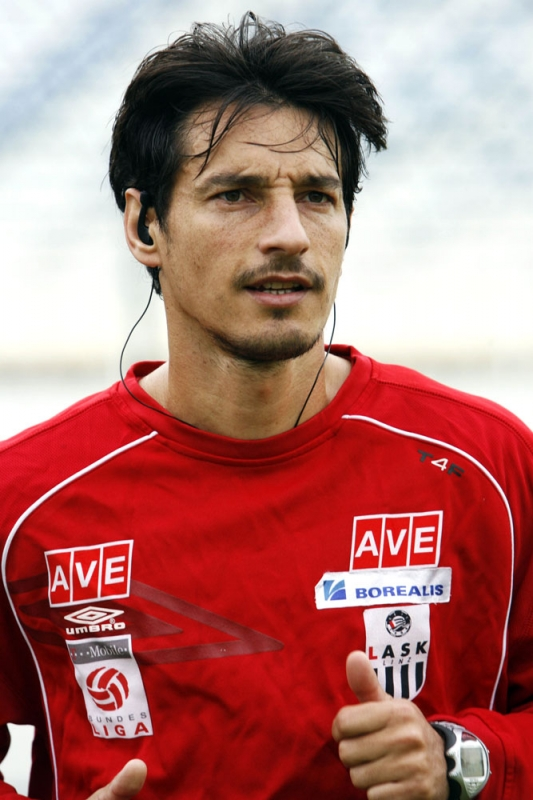 Ivica Vastic, Fußball (ÖFB Nationalteam / LASK)