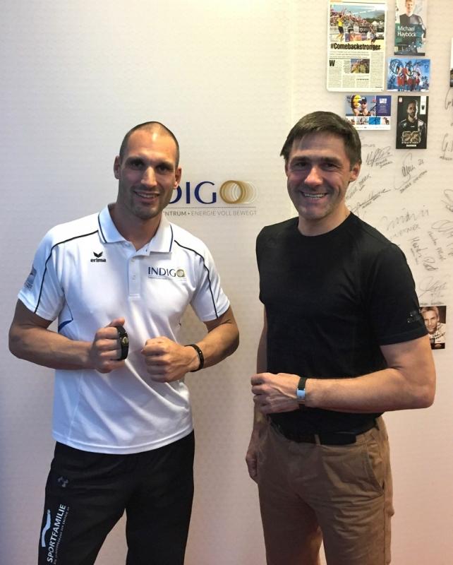 Fasching Wolfgang, Extremsportler