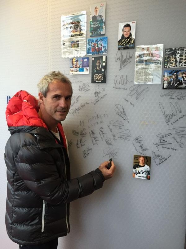 Michael Konsel, Ex-WM & Team-Tormann (SK Rapid / AS Roma)