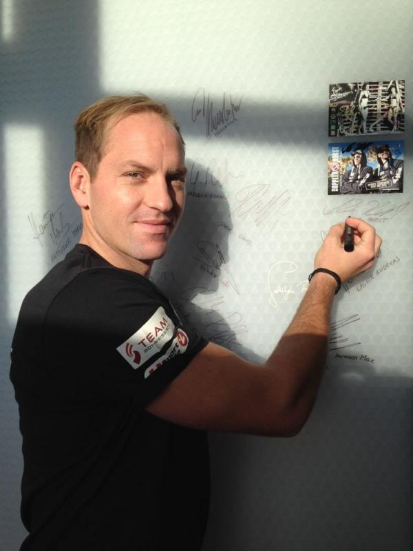 Alex Horst Beachvolleyball Nationalteam, Vize-Europameister / Olympia 5.