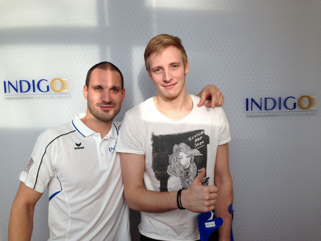 Ascherbauer Dominik, Handball-Nationalteam