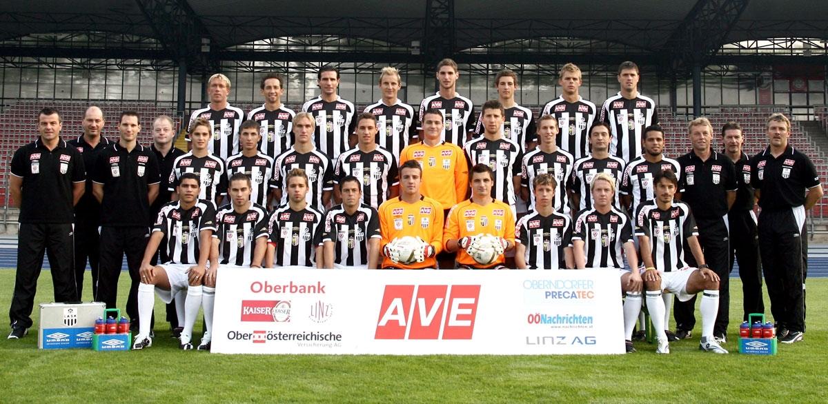 LASK Linz (Bundesliga 2007-2008)