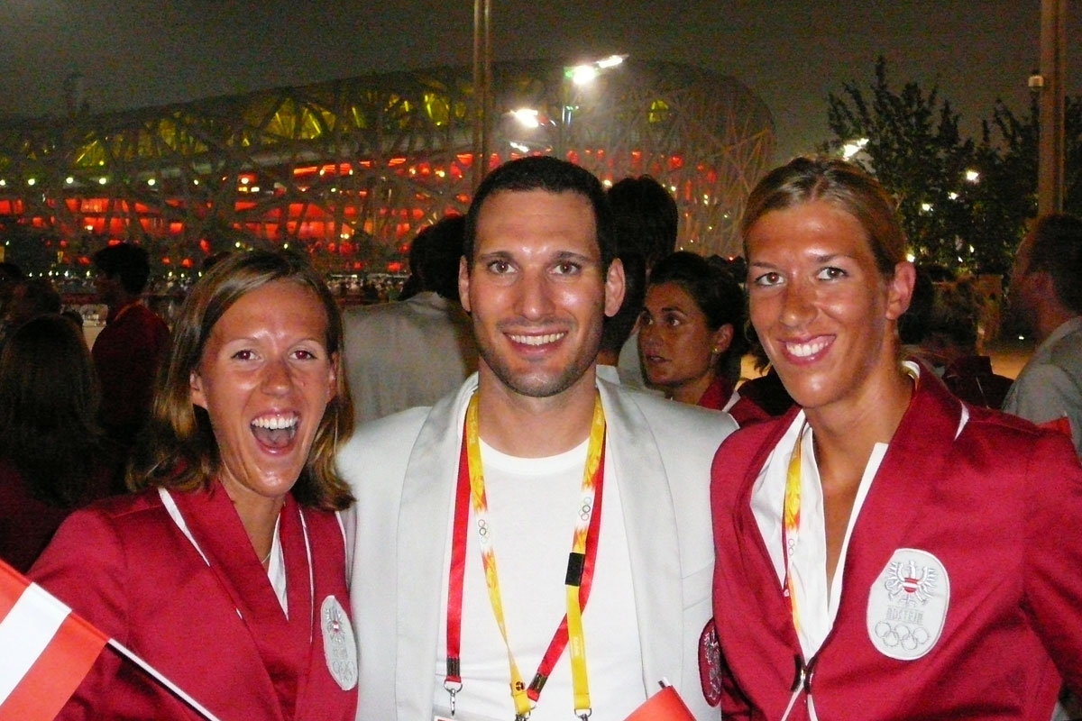 BV Team Schwaiger-Schwaiger (Olympia 5. Peking 2008)