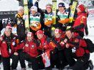 Skisprung Nationalteam Austria