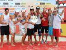 Beachvolley Team Austria (World-Cup Final Sieg Moskau 2012)