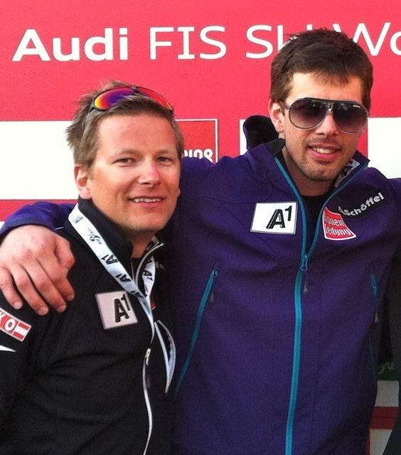 Joachim Puchner, ÖSV Herren Weltcup Abfahrtsteam