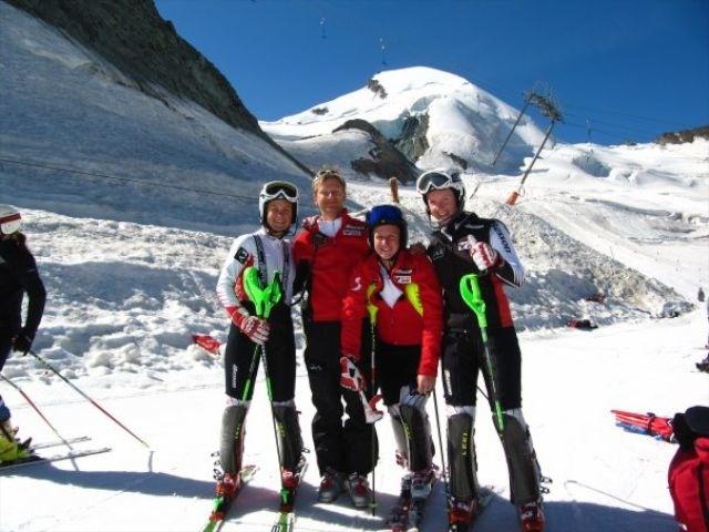 ÖSV Damen Weltcup-Team Slalom, Stelvio